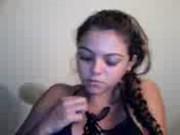 Namorada a chupar cai na net - http://www.fode-me.com