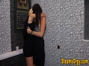 Lesbicas fazem a festa com chantili - http://www.fode-me.com